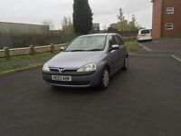 2003 Vauxhall Corsa 1.0 Active 5 Door Petrol Manual Gearbox Cheap To Run Tax And Insure Drives Great