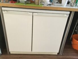 Zanussi side by side fridge freezer for sale in excellent condition. Buyer must collect. £75