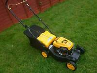 Petrol mower briggs and Stratton lawnmower
