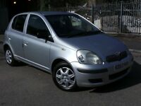 Toyota Yaris 1.0 VVT-i T3 5dr£850 p/x welcome SERVICE HISTORY