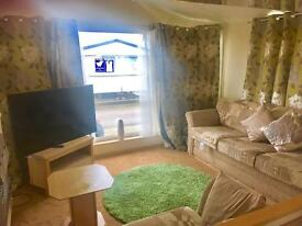 STATIC CARAVAN FOR SALE.NORTHWEST,4*SEA FRONT HOLIDAY PARK,SALE!,LOW SITE FEES!,LANCASHIRE,MORECAMBE