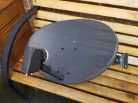 60 cm antenna satellite