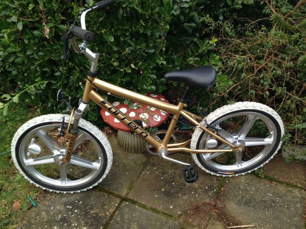 Retro BMX Style Bike 20 Inch Wheels Walmer