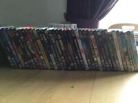 DVD movies pickup only