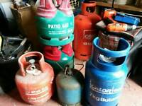 Patio calor butane propane gas bottle camping gaz