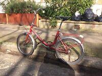Fold Up Bicycle - Viceroy Bike