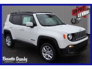 2018 Jeep Renegade North +Navigation, Hitch+