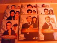 9 Two disc special edition James Bond Movies