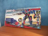 NEW AND SEALED TRANSFORMERS LARGE OPTIMUS PRIME