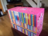 Childrens Rainbow Magic. The Ultimate Rainbow Magic Collection. 42 book box set.
