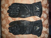 Frank Thomas Leather Motorcycling Gloves