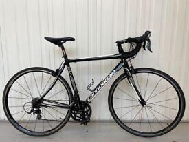 "Cannondale Synapse 105 Alu/Carbon Road Bike NEAR NEW!! (21""/54cm)"