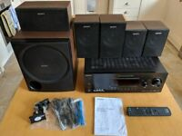 Sony Home Theatre System (HT-DDWG800) - Excellent condition