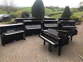 Yamaha U1|Free Delivery| Belfast Pianos|