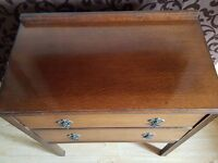 Vintage 1940's Chest of Drawers - Sideboard - Console / Hall Table