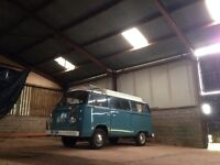 Barn / Garage Storage / Yard - Car / Caravan / Boat / Classic Vehicles - Flexible terms - Mid Devon