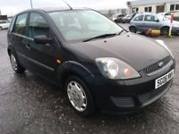 2006 Ford FIESTA 1.2 , mot - February 2019 , only 58,000 miles , 2 owners ,clio,corsa,punto,polo,107