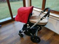 Bugaboo Cameleon 3 excellent condition complete + car seat adaptors