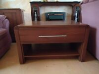 Coffee Table H50cm x L86cm x D52cm with drawer