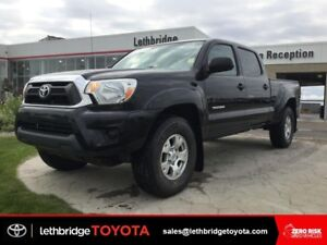 Certified 2013 Toyota Tacoma SR5 - Please TEXT 403-894-7645  for