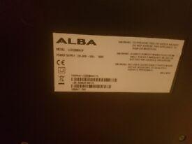Alba 32inc hdmi tv