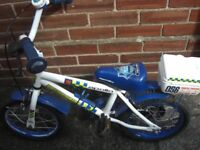 """14"""" Apollo Police bike"""