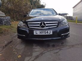 Mercedes Benz AMG for Sale with full MBSH....
