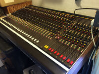 Soundcraft Series 800 Mixer - Toured by Black Sabbath / Iron Maiden and more!