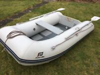 Plastimo Inflatable Dinghy Tender 2.4 Metres