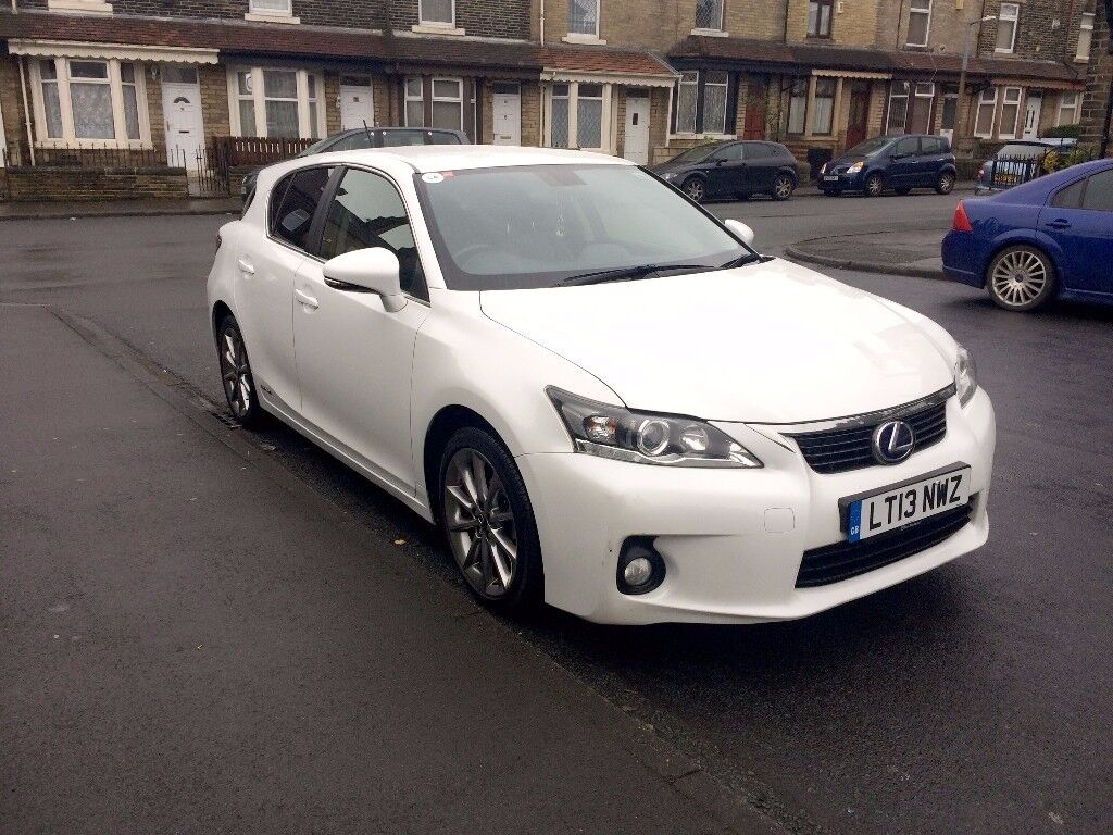 LEXUS CT 200 H, 1.8 HYBRID ADVANCE, 1 Owner, Leather, SAT/NAV, Camera, prius, passat, skoda, avensis