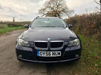2006 BMW 3-Series 318D Touring- Full Service History - 1 Year MOT (320d)