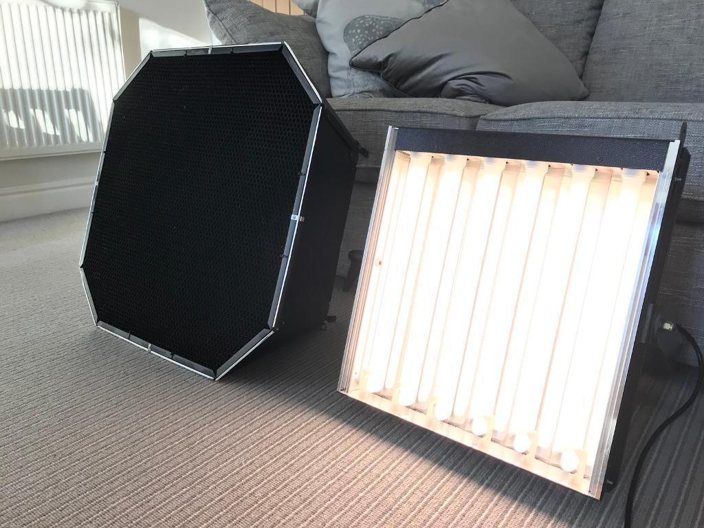 Balcar Fluxlite Flourescent Studio Lighting
