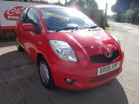 toyota yaris 1.4 diesel low mileage
