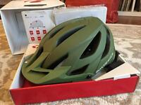 Bontrager Lithos Bike Helmet - Medium - Used Once