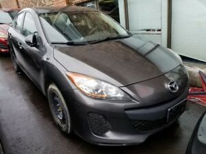 2013 Mazda Mazda3 MANUAL!LOADED!FULLY CERTIFIED@NO EXTRA CHARGE!