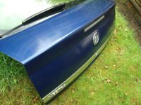 vauxhall vectra c boot lid tailgate £5 . more cheap clearance car parts for sale