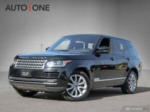 2014 Land Rover Range Rover MASSAGING SEATS | SUPERCHARGED