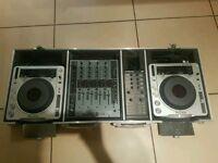 Pioneer CDJ 800 bundle