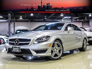 2012 Mercedes-Benz CLS63 AMG|NAVI|BLINDSPOT|MASSAGE|REAR CAM|CAR