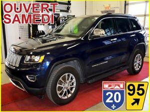 2015 Jeep Grand Cherokee LIMITED * CUIR * NAV