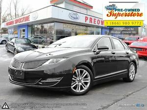 2014 Lincoln MKZ ***leather & NAV***
