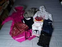 Girls large clothing bundle age 5-6 including Debenhams and Jasper Conran