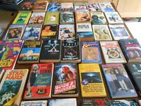 72 Hardback and paperback Books based on films and TV shows.