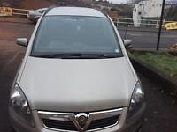 Vauxhall ZAFIRA 1.6 7 seaters and Passat 1.9 TDI may swap for small automatic