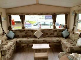 Static caravan for sale bargain - Sundrum Castle West Scotland Ayrshire