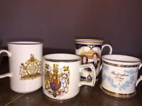 Royal standard cups and saucers