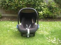 Britax B Mobile Travel System - Baby Carry and Car Seat