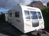 2010 Bailey Pegasus 514 4 Berth Caravan