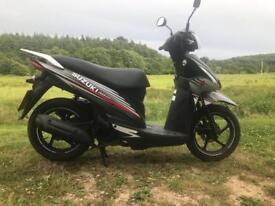 Suzuki uk 110ne