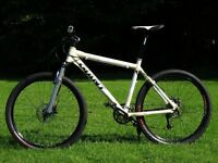 Giant XTC-4. Amazing Bike. Top working condition. Very light just 25.5 lbs. Hydraulc Brakes. 27sp